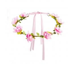 Lillepärg, roosa