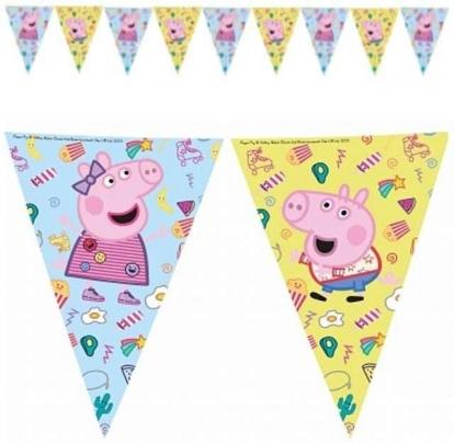 """Lippude vanik """" Peppa Pig"""" (9 lippu)"""