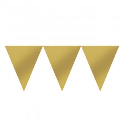 Lipuvanik, kullavärvi (4,5 m)
