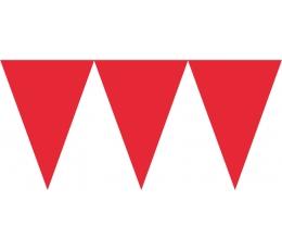 Lipuvanik, punane (4,5 m)