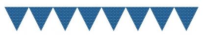 Lipuvanik, sinine täppidega (2,74 m)