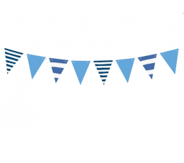 Lipuvanik, sinise triibuline (1,3 m)
