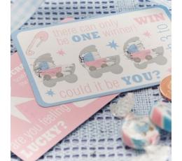 """Mäng - loterii """"Beebi"""" (10 kaarti)"""