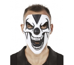 "Mask ""Vihane kloun"""