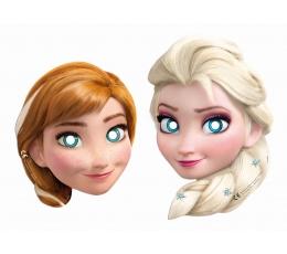 """Maskid """"Frozen"""" (6 tk.)"""