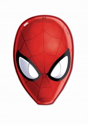 Maskid Spider Man (6 tükki)