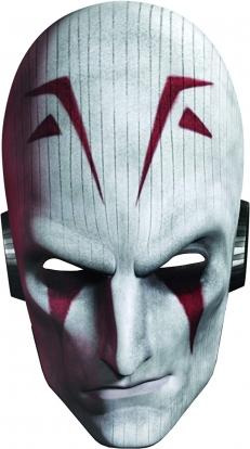 "Maskid ""Star Wars rebels"" (6 tk.)"