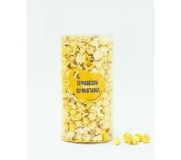 Popcorn mee- ja sinepimaitseline  (O,5L/S)