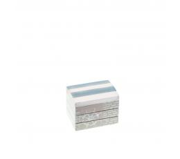 Merekarp, sinakashall (8x6x6 cm)