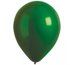 Metalliseeritud õhupall, roheline (30 cm)