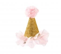 "Minimüts ""Tülli printsess""  1"