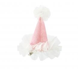 "Minimüts ""Tülli printsess""  3"