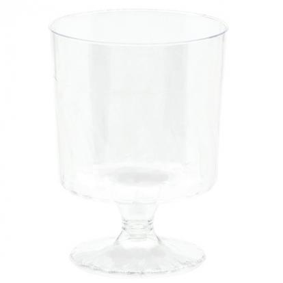 Mini pokaalid, läbipaistvad (10 tk./147 ml)
