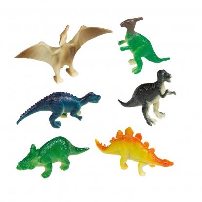 """Minikujukesed """"Dinosaurused"""" (8 tk)"""