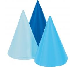 Minimütsid, sinised (8 tk.)