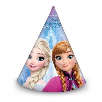 """Mütsid """"Frozen"""" (6 tk.)"""