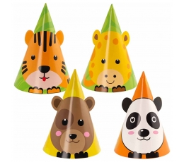 """Mütsid """"Loomaaed"""" (6 tk)"""