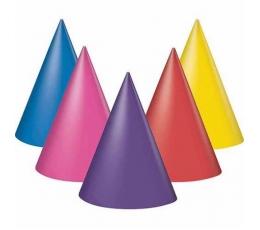 Mütsid, mitmevärvilised(8 tk