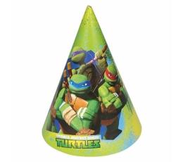"""Mütsid """"Ninja kilpkonnad"""" (6 tk.)"""