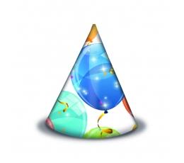 """Mütsid """"Õhupalli Fiesta"""" (6tk)"""