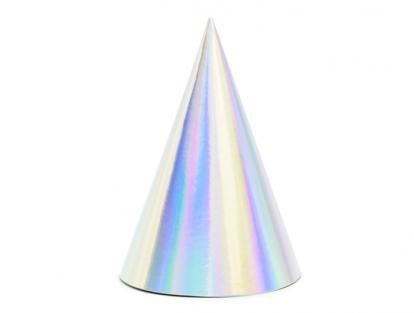 Mütsid, pärlmutter (6tk)