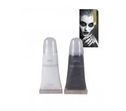 Näomeik, valge-must (2 tk / 11 ml)