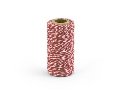 """Nöör """"Twine"""", punane (50 m)"""