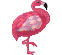 """Õhupall """"Flamingo"""", holograafiline (71x83 cm)"""