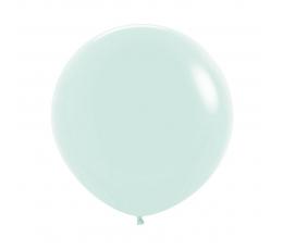 Õhupall, hele piparmünt (60 cm)
