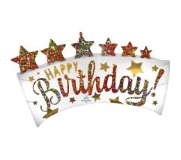 """Õhupall """"Kuninglik sünnipäev"""" (86x48cm)"""
