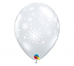 """Õhupall """"Lumehelbed"""" (28 cm / Q)"""