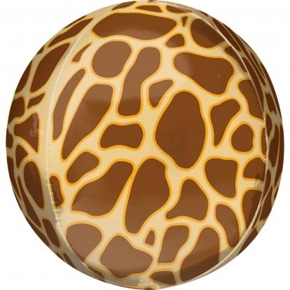 "Õhupall-orbz ""Kaelkirjak""(38 x 40 cm)"