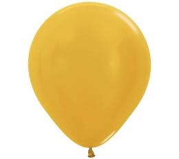Õhupall, pärlmutter kuldne (45 cm)