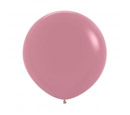 Õhupall, pulberroosa (60 cm)