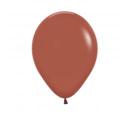 Õhupall, punase tellise värvi (30 cm))