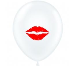 """Õhupall """"Punased huuled"""" (30 cm)"""