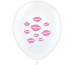 """Õhupall """"Roosad huuled"""" (30 cm)"""