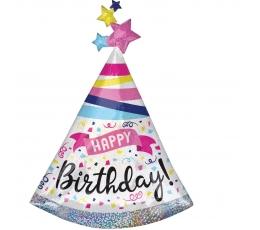 "Õhupall ""Sünnipäevamüts"" (68x91 cm)"