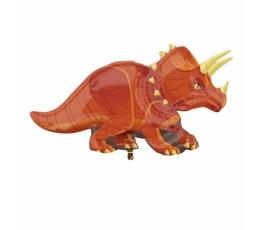 """Õhupall """"Triceratops - dinosaurus"""" (106x60 cm)"""