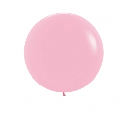 Õhupall, roosa ümmargune (61 cm)