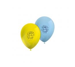 """Õhupallid """"Peppa Pig"""" (8 tk. / 28 cm)"""