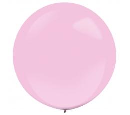 Õhupallid, roosa ümmargune (61 cm)