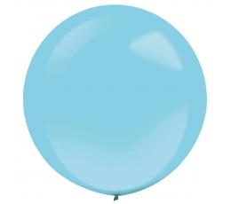 Õhupall , helesinine ümmargune (61 cm)
