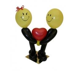 """Õhupallidefiguur """"Armas paar"""""""