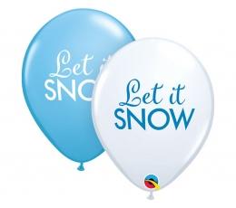 "Õhupall""Let it snow"" (28 cm/Q)"