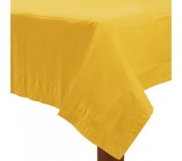 Paberist laudlina, kollane (137 cm x 274 cm)