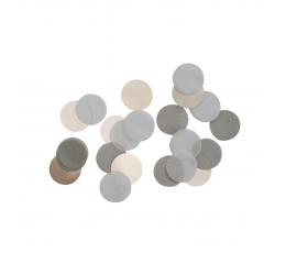 Paberkonfetid, hallid (15 g)