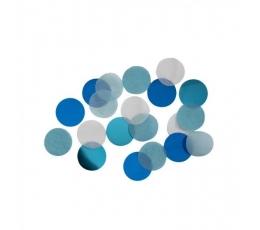 Paberkonfetid, helesinised (15 g)