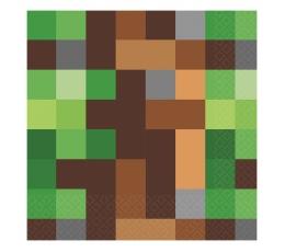 "Pabersalvrätikud ""Minecraft"" (16 tk)"