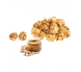 Pähklivõiga maitsestatud popkorn  (500g/L)